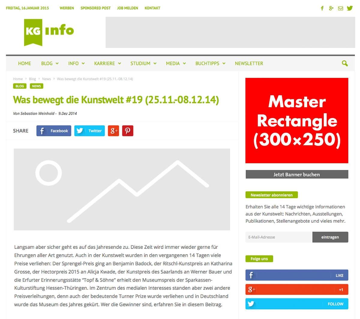 Werbung auf kunstgeschichte.info - Master Rectangle (300x250)