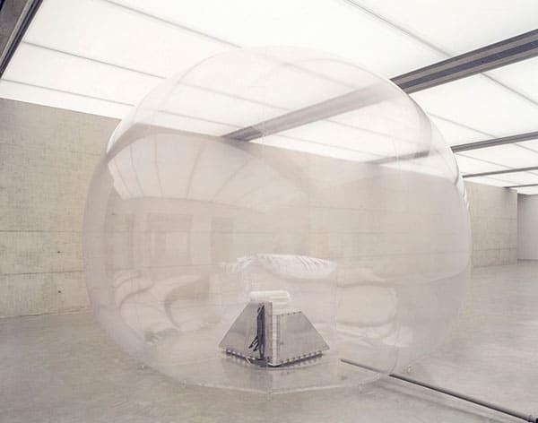 Walter Pichler: Großer Raum (Prototyp 3), 1966-67