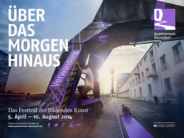 Quadriennale 2014 in Düsseldorf