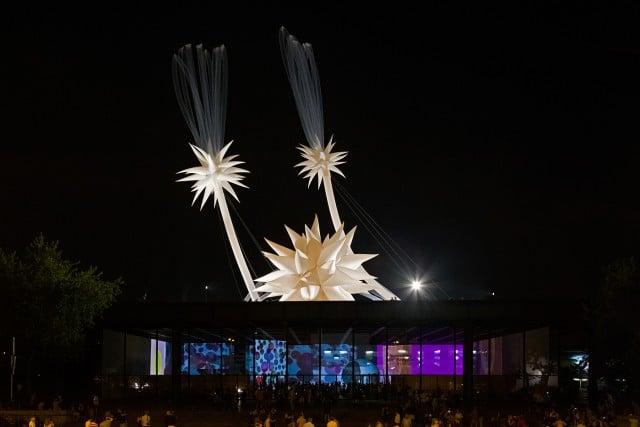 Otto Piene: Sky Art Event