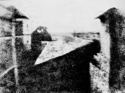 Erste Fotografie der Welt