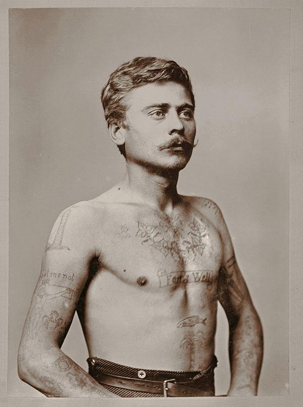 Tattoo-Ausstellung im Museum für Kunst und Gewerbe Hamburg