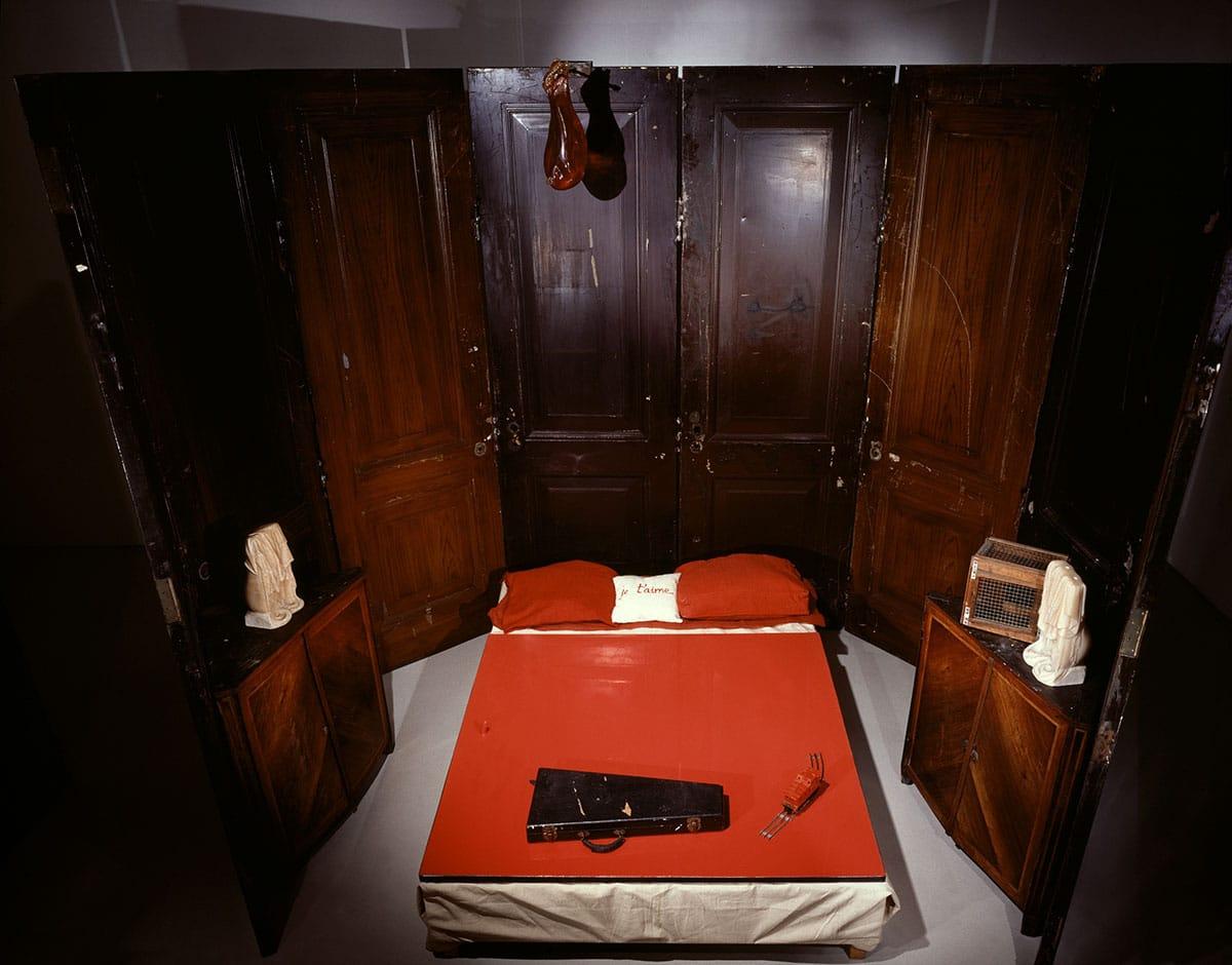Louise Bourgeois Zellen im Haus der Kunst München