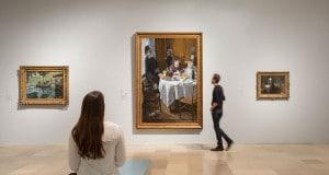 Monet und die Geburt des Impressionismus im Städel Museum Frankfurt