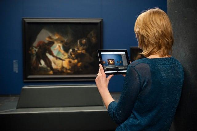 Digitale Erweiterung des Städel Museums