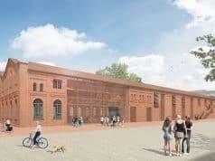 Neubau Museum für Konkrete Kunst und Design Ingolstadt