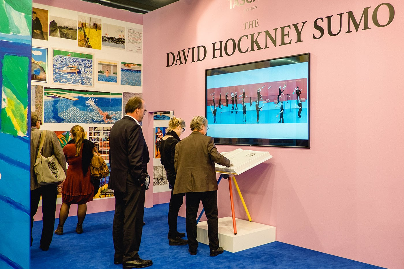 THE ARTS+ David Hockney