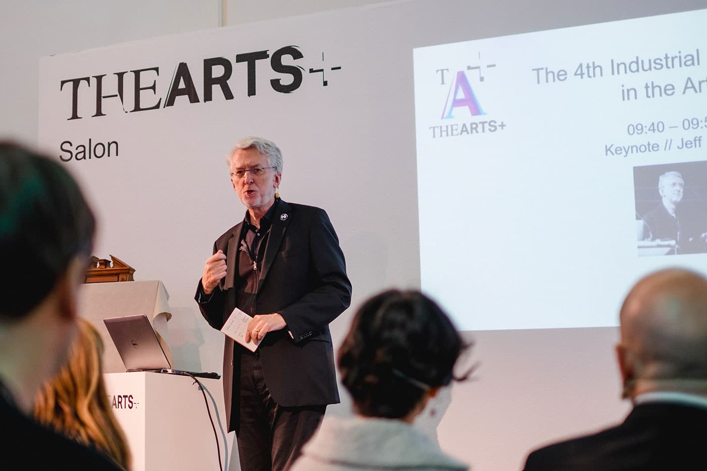 THE ARTS+ Jeff Jarvis