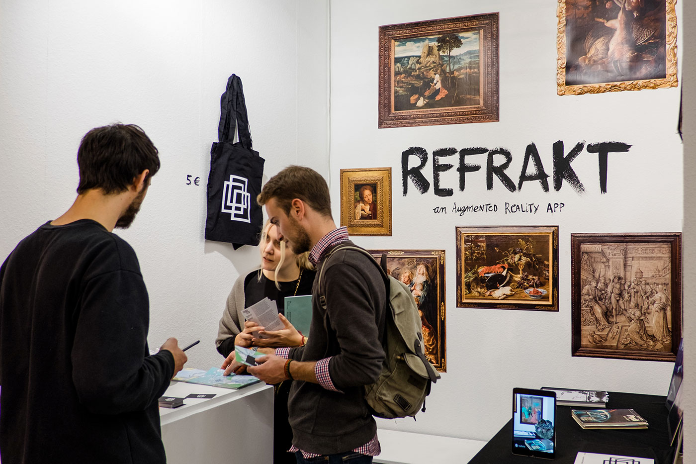 THE ARTS+ Refrakt