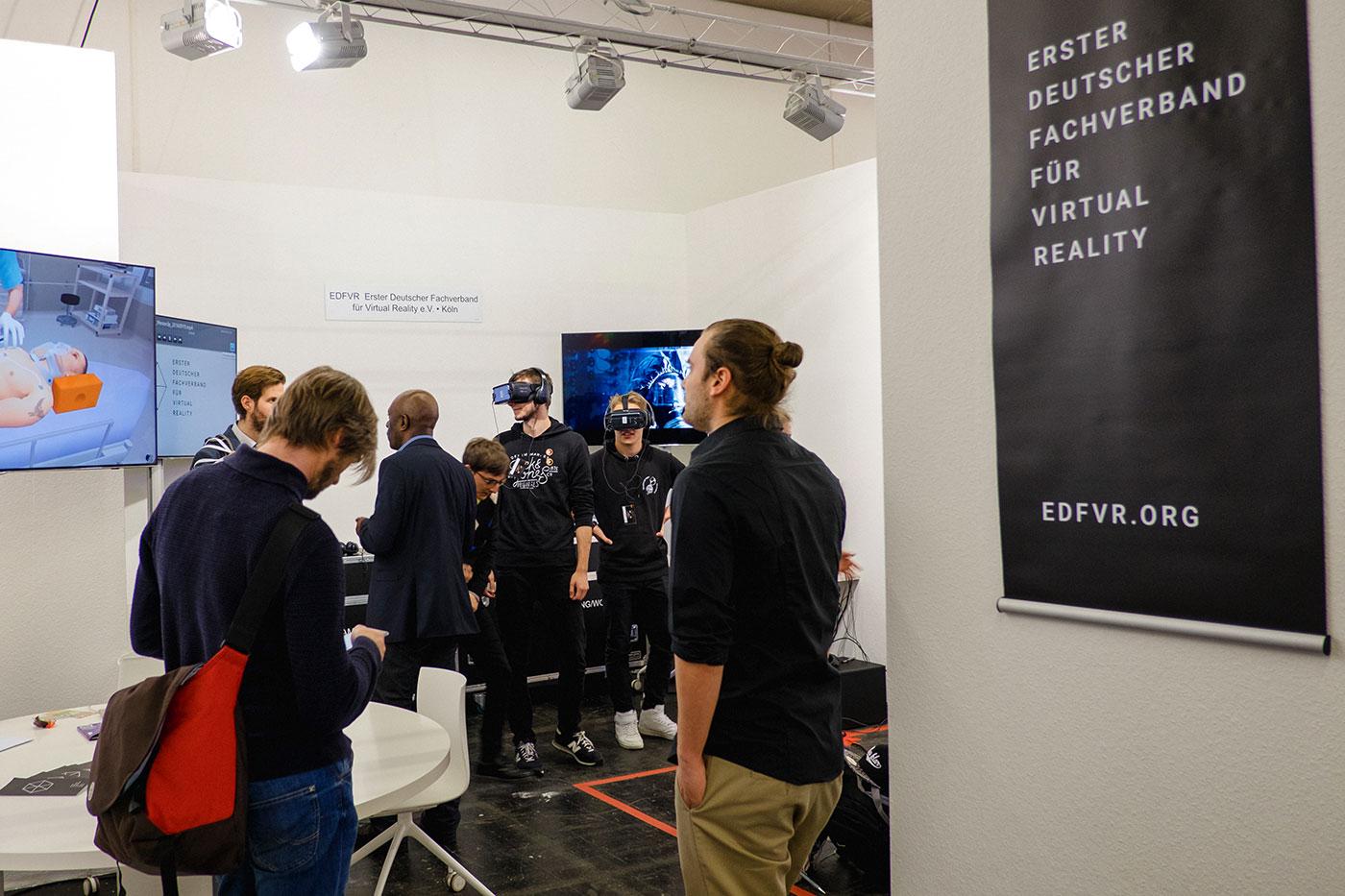 THE ARTS+ Erster Deutscher Fachverband für Virtual Reality