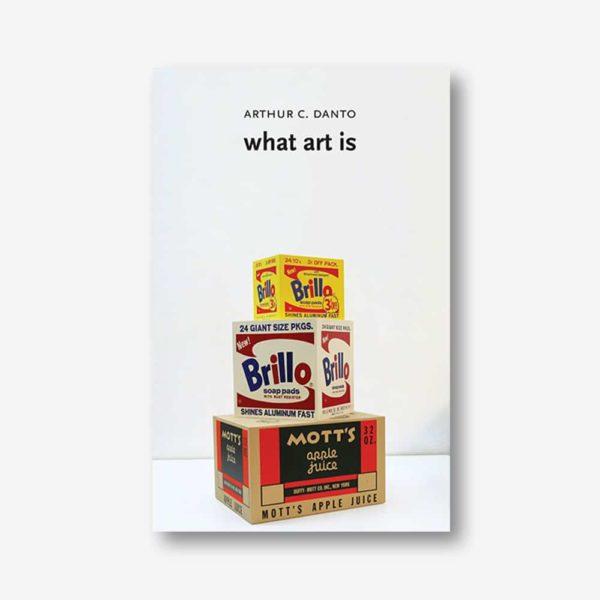 Arthur C. Danto: What art is