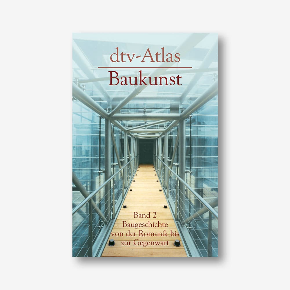 dtv - Atlas Baukunst 2. Baugeschichte von der Romanik bis zur Gegenwart