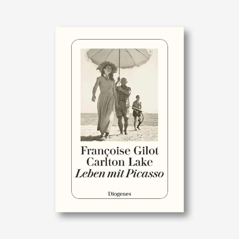 Françoise Gilot, Carlton Lake: Leben mit Picasso