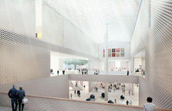 Neue Nationalgalerie Museum des 20. Jahrhunderts am Berliner Kulturforum