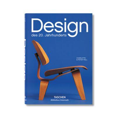 Buch Design des 20 Jahrhunderts