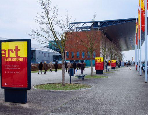 Kunstmessen 2017 in Deutschland, Österreich un der Schweiz