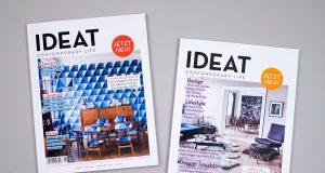 IDEAT Interior Magazin Cover