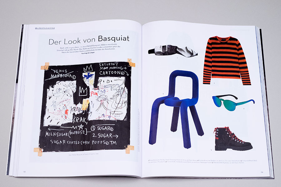 IDEAT 1 - Life: Basquiat Look