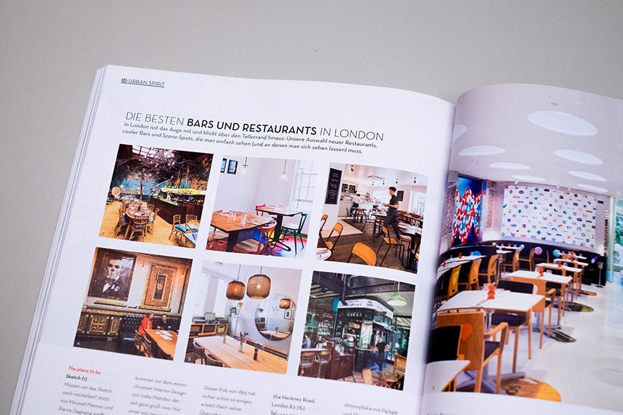 IDEAT 1 - Trips: London Bars