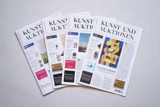 KUNST UND AUKTIONEN Zeitverlag