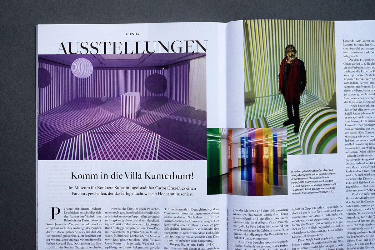 Weltkunst Magazin - Ausstellungen
