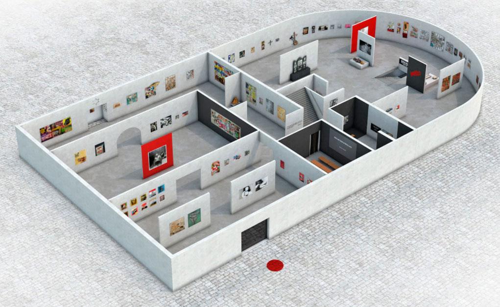 BORIS LURIE & NO!art Virtual Gallery